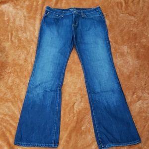 RL Polo Jeans Co Womens Melanie Bootcut Size 31X34
